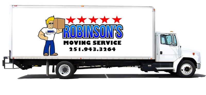 Robinson's Moving Service